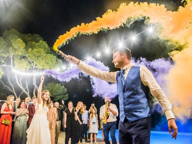 La boda de Gisela y Oriol