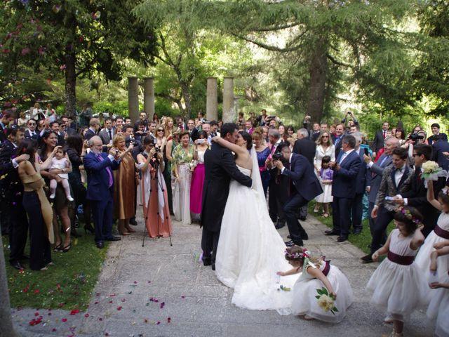 La boda de Diana y Hugo