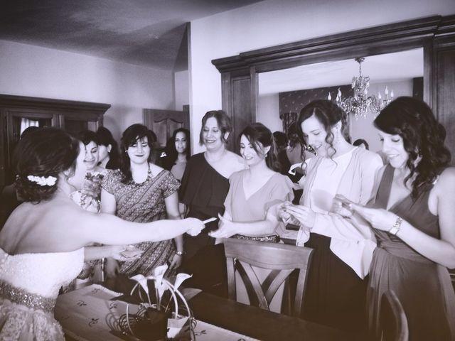 La boda de Laura y Víctor en Tornavacas, Cáceres 16