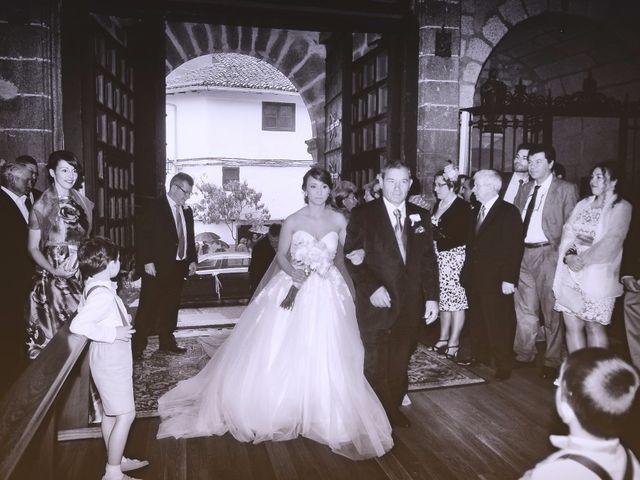 La boda de Laura y Víctor en Tornavacas, Cáceres 18