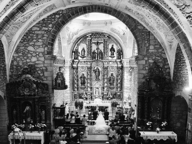 La boda de Laura y Víctor en Tornavacas, Cáceres 20
