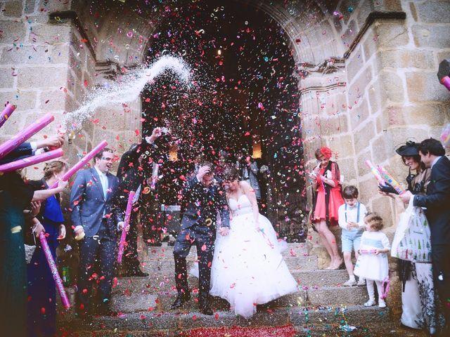 La boda de Laura y Víctor en Tornavacas, Cáceres 24