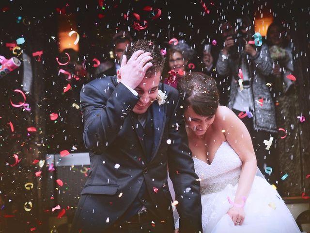 La boda de Laura y Víctor en Tornavacas, Cáceres 25
