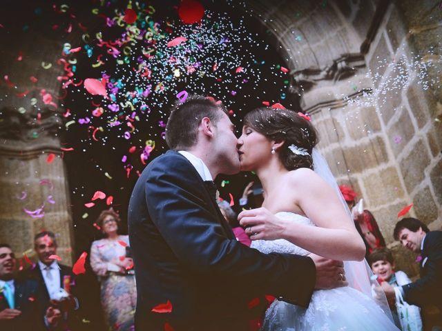 La boda de Laura y Víctor en Tornavacas, Cáceres 26
