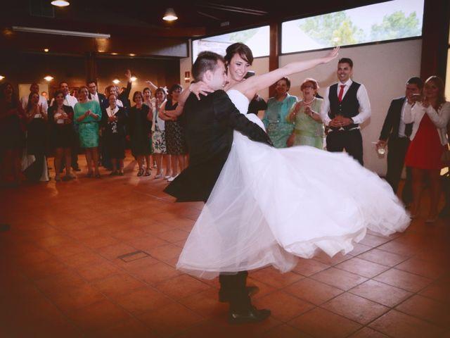 La boda de Laura y Víctor en Tornavacas, Cáceres 35