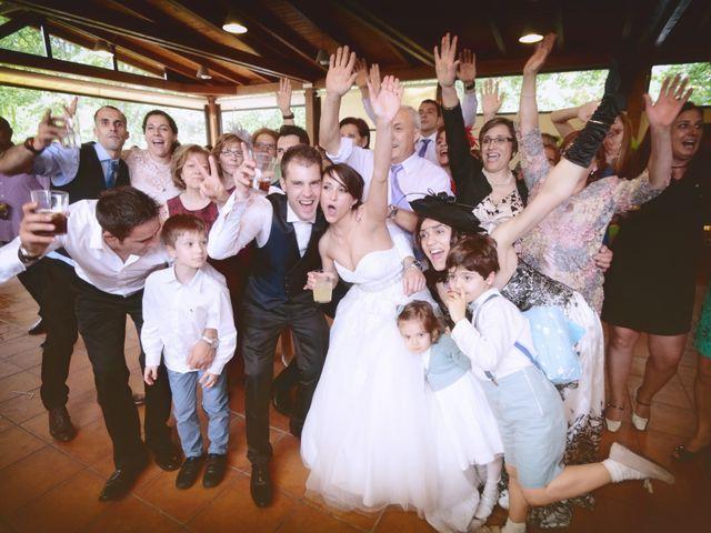 La boda de Laura y Víctor en Tornavacas, Cáceres 37