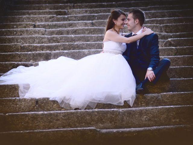 La boda de Laura y Víctor en Tornavacas, Cáceres 38