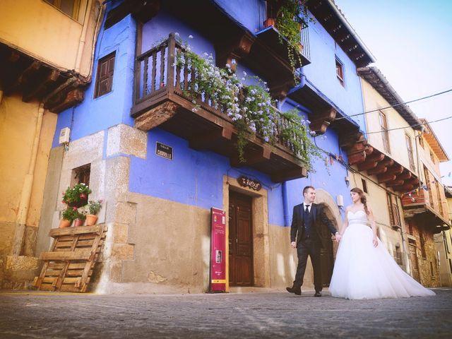 La boda de Laura y Víctor en Tornavacas, Cáceres 40