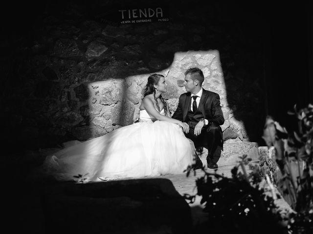 La boda de Laura y Víctor en Tornavacas, Cáceres 1