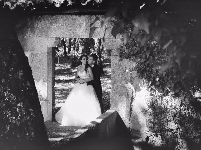 La boda de Laura y Víctor en Tornavacas, Cáceres 43