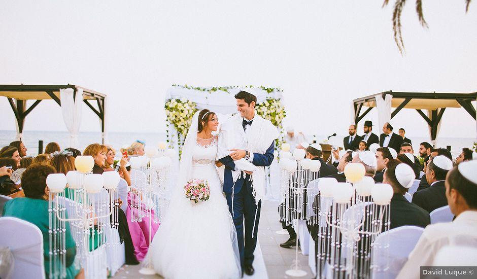 La boda de Jacob y Beatriz en Marbella, Málaga