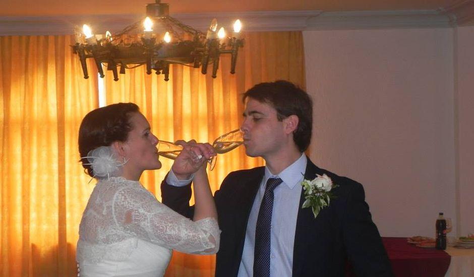 La boda de Cristina y Adrián en Vigo, Pontevedra