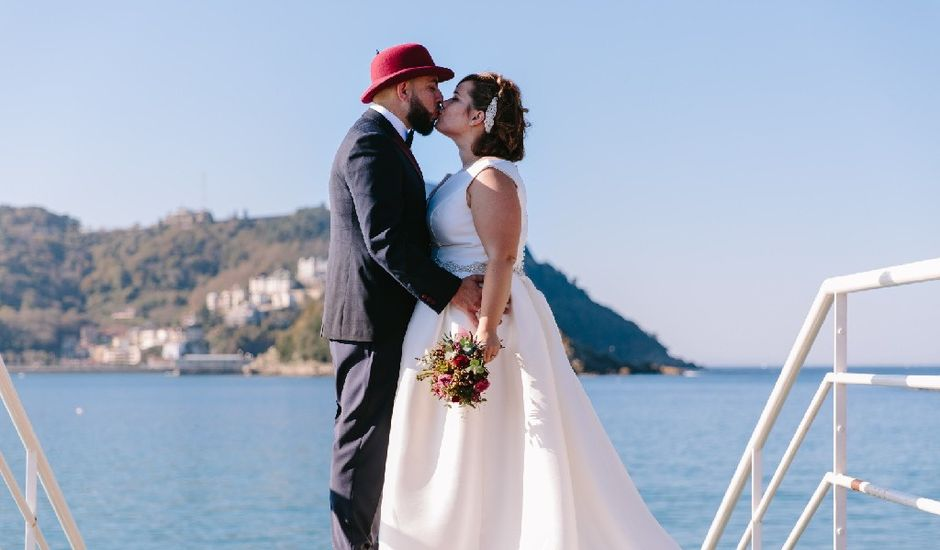 La boda de Andika y Oihana en Donostia-San Sebastián, Guipúzcoa