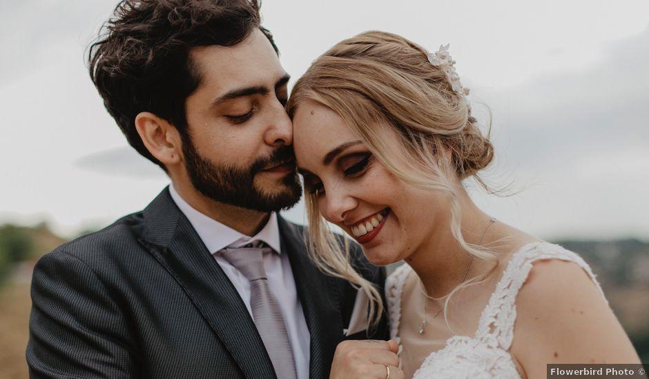 La boda de Julio y Sara en Toledo, Toledo