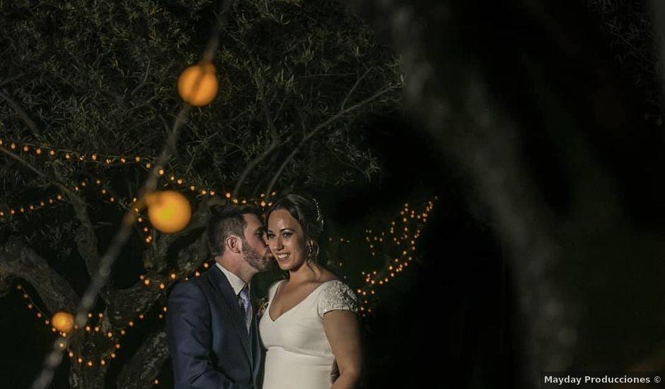 La boda de Fito y Nuria en Jarandilla, Cáceres