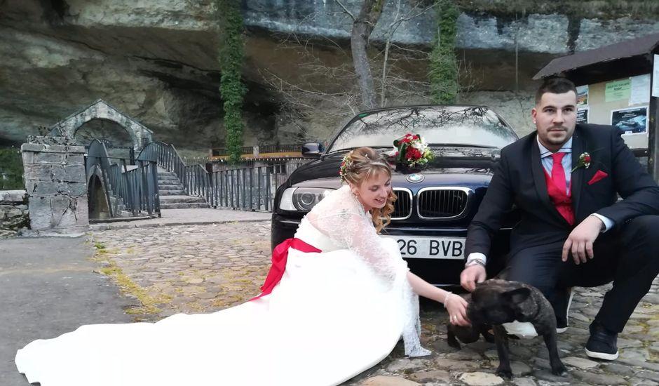 La boda de Marcos y Nerea en Infiesto, Asturias