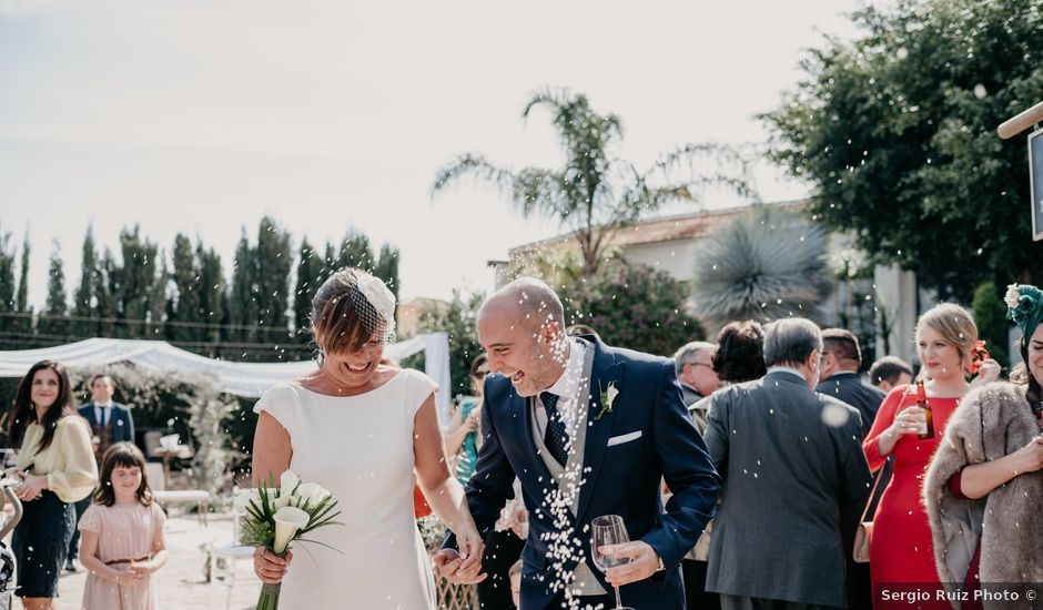 La boda de Ignacio y Marga en Madrid, Madrid