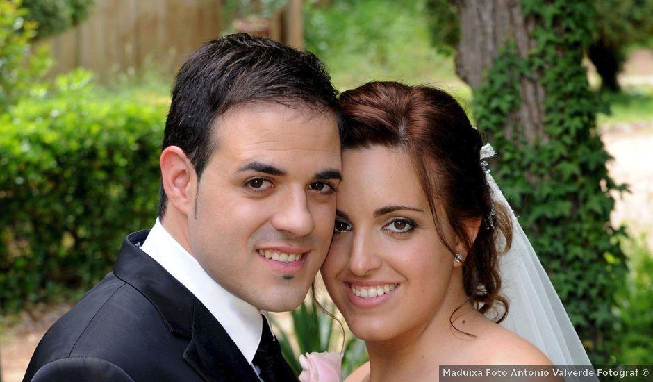 La boda de Ivan y Cristina en Santa Coloma De Farners, Girona