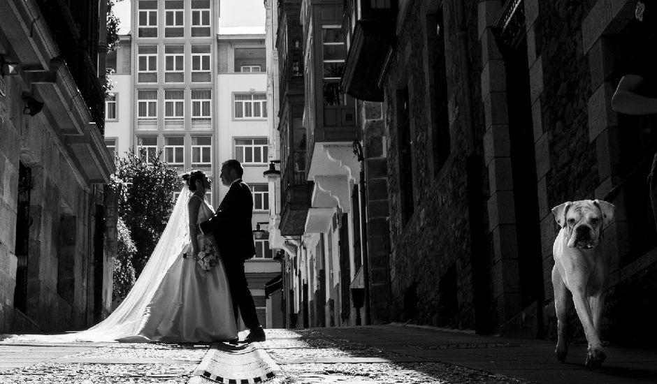 La boda de Gaizka y Leticia en Portugalete, Vizcaya