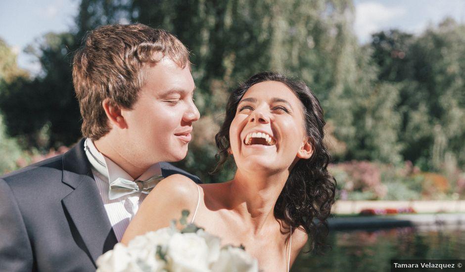 La boda de Dima y Eva en La Adrada, Ávila