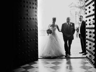 La boda de Lucía y Sergio