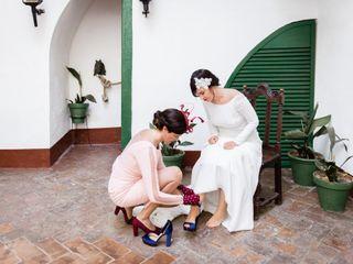 La boda de CARMEN y ISAAC 3