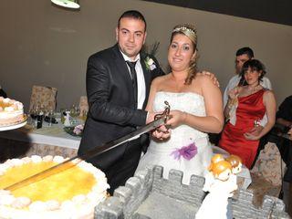 La boda de Yolanda y Roger