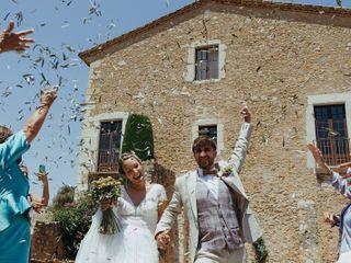 La boda de Anna y Gerard
