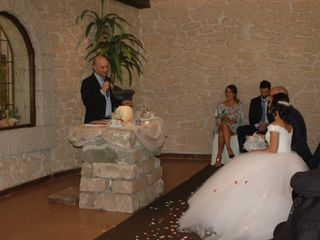 La boda de Iris y Ferran 2