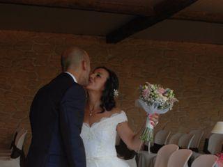 La boda de Iris y Ferran