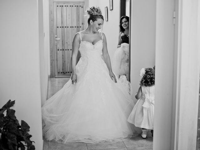 La boda de Sergio y Lucía en Granada, Granada 17