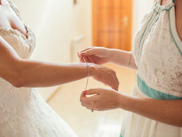 La boda de Sergio y Lucía en Granada, Granada 19