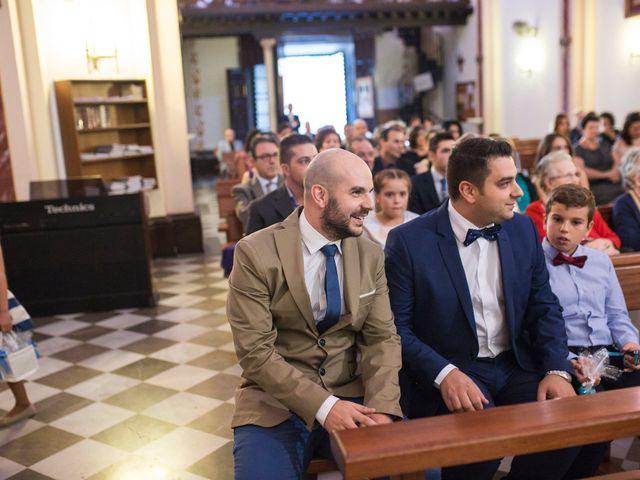 La boda de Sergio y Lucía en Granada, Granada 29