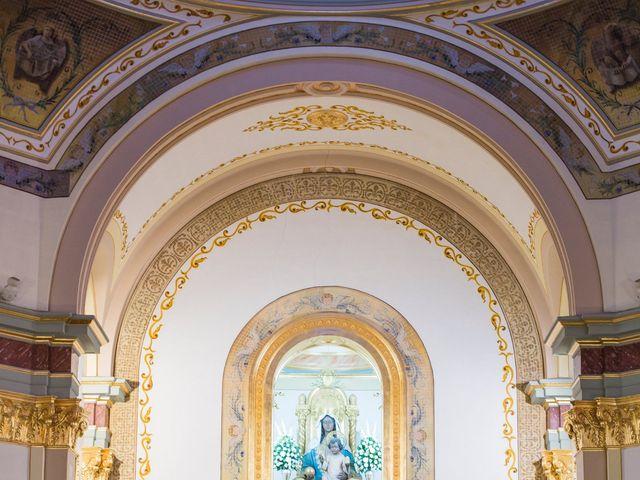 La boda de Sergio y Lucía en Granada, Granada 37