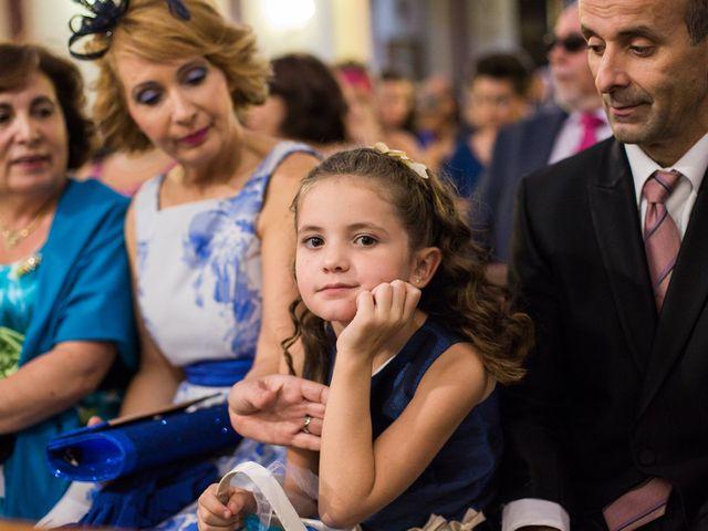 La boda de Sergio y Lucía en Granada, Granada 38