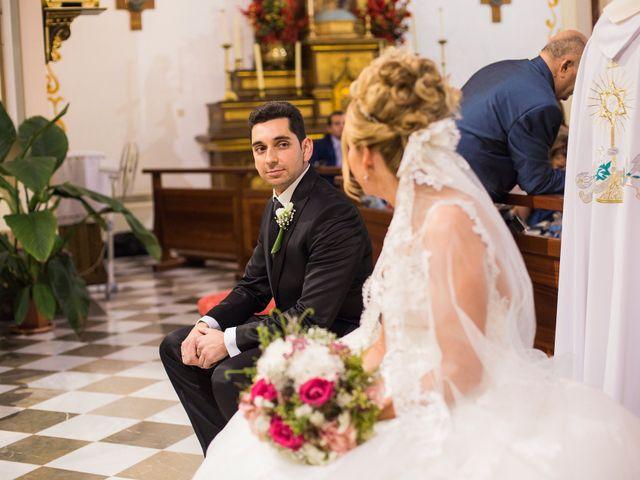 La boda de Sergio y Lucía en Granada, Granada 39
