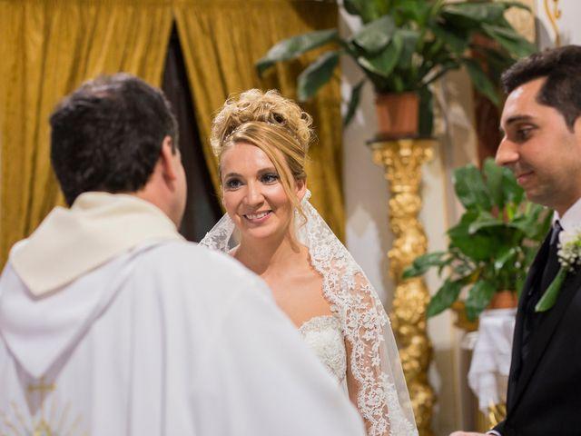 La boda de Sergio y Lucía en Granada, Granada 43