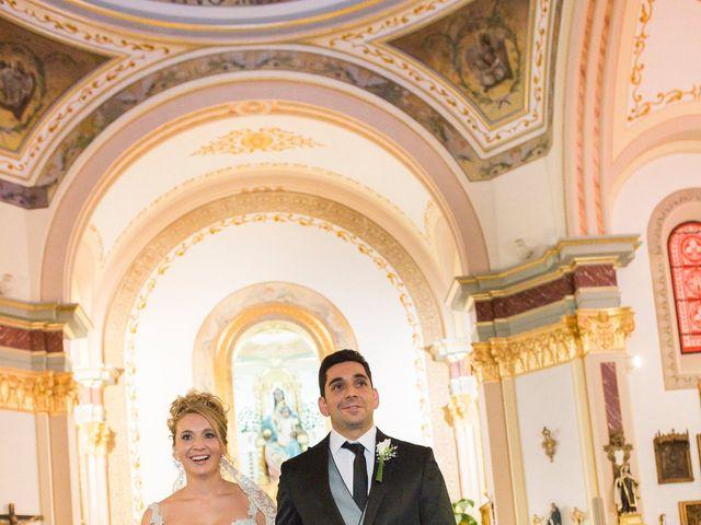La boda de Sergio y Lucía en Granada, Granada 45