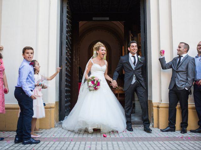 La boda de Sergio y Lucía en Granada, Granada 46