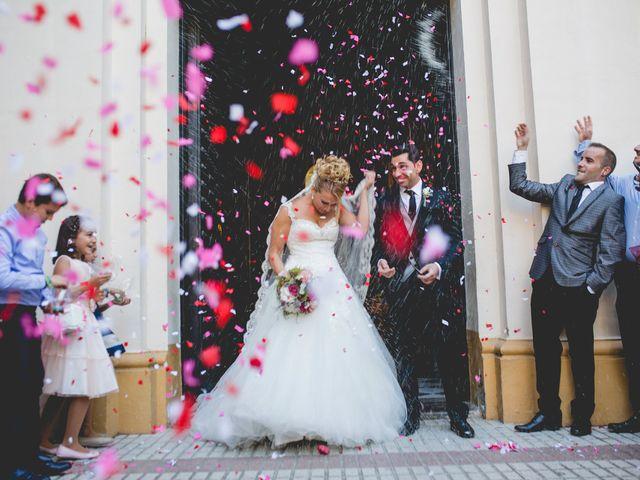 La boda de Sergio y Lucía en Granada, Granada 47