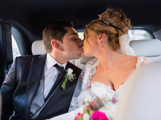 La boda de Sergio y Lucía en Granada, Granada 51