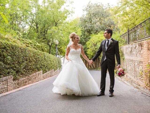 La boda de Sergio y Lucía en Granada, Granada 52