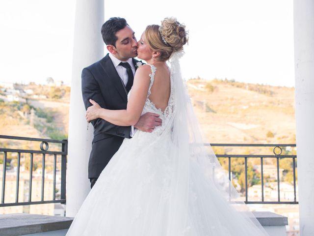 La boda de Sergio y Lucía en Granada, Granada 56