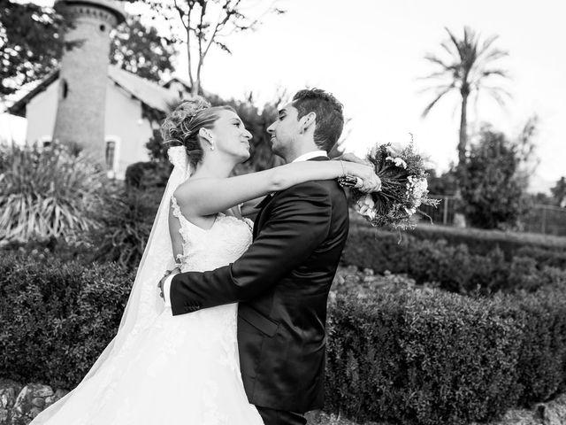 La boda de Sergio y Lucía en Granada, Granada 58