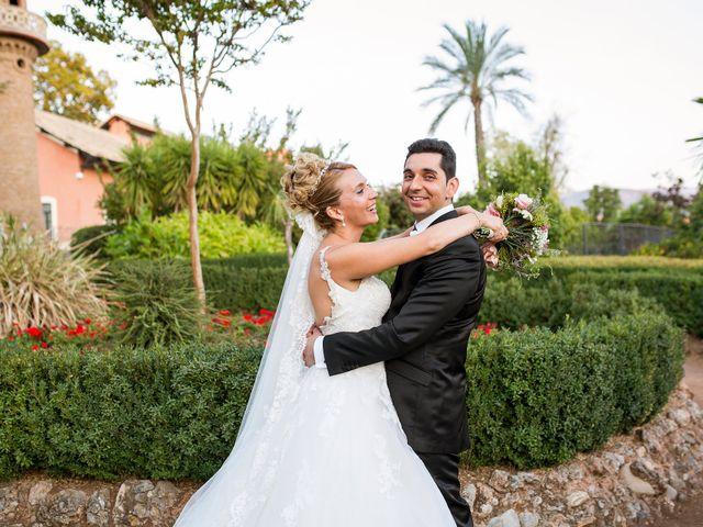 La boda de Sergio y Lucía en Granada, Granada 59