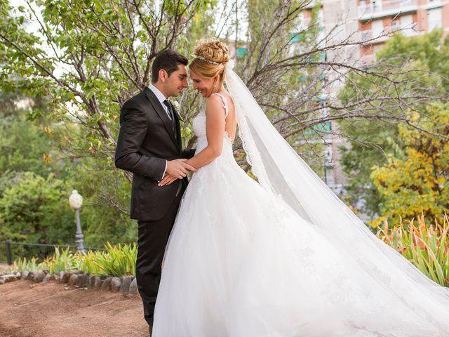 La boda de Sergio y Lucía en Granada, Granada 60
