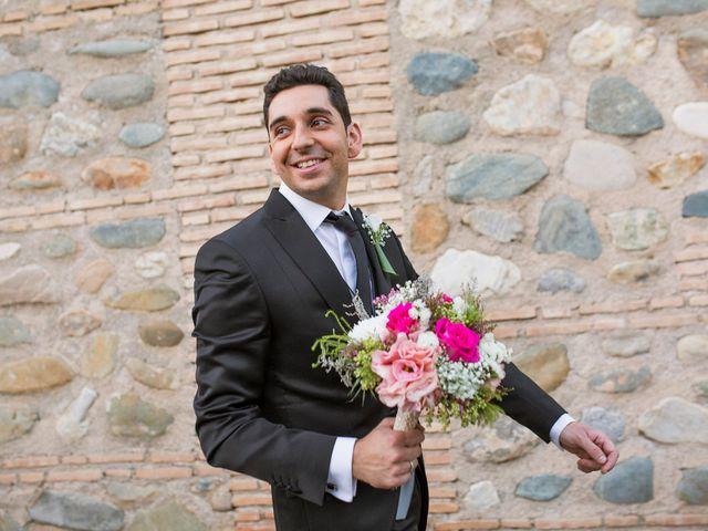 La boda de Sergio y Lucía en Granada, Granada 61