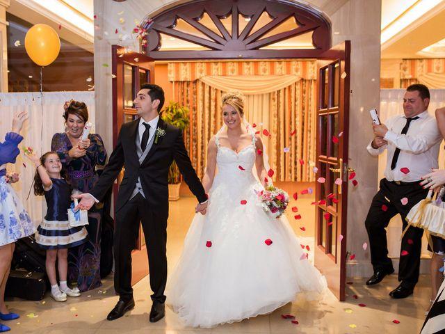 La boda de Sergio y Lucía en Granada, Granada 71