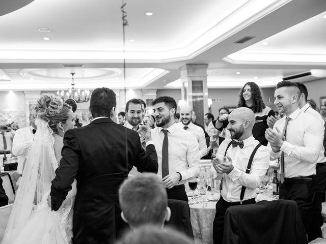 La boda de Sergio y Lucía en Granada, Granada 72