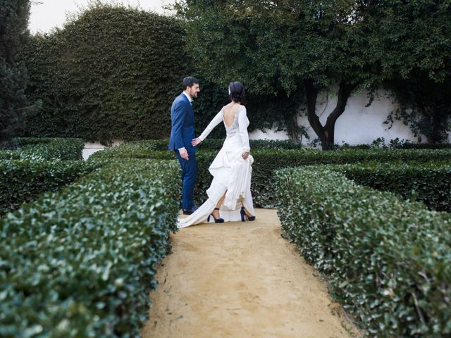 La boda de CARMEN y ISAAC